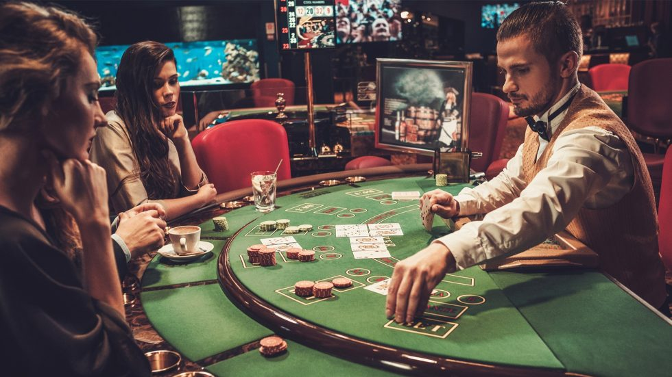 ギャンブルの目的地