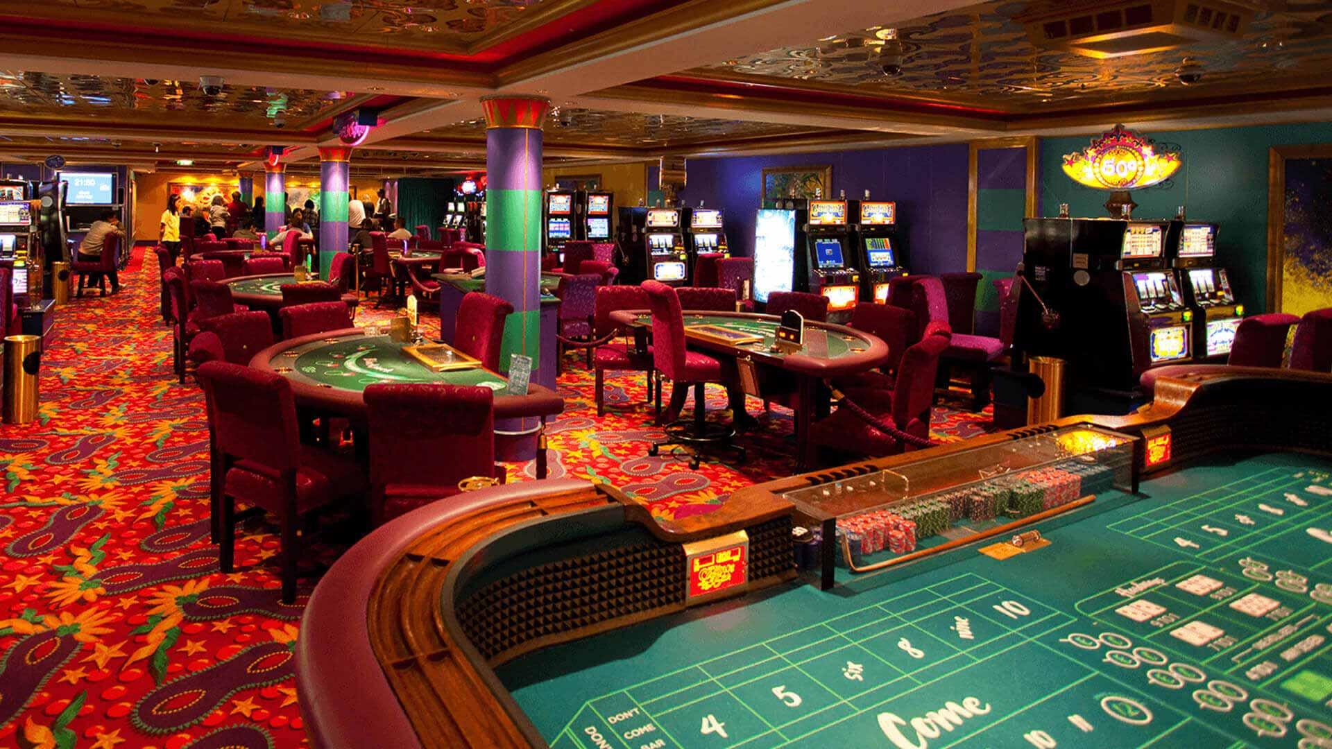 ギャンブル業界